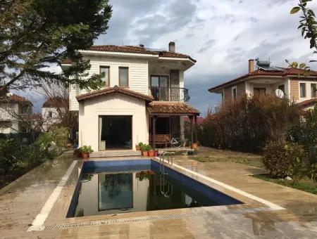 Dalyan Metinler Satılık Villa